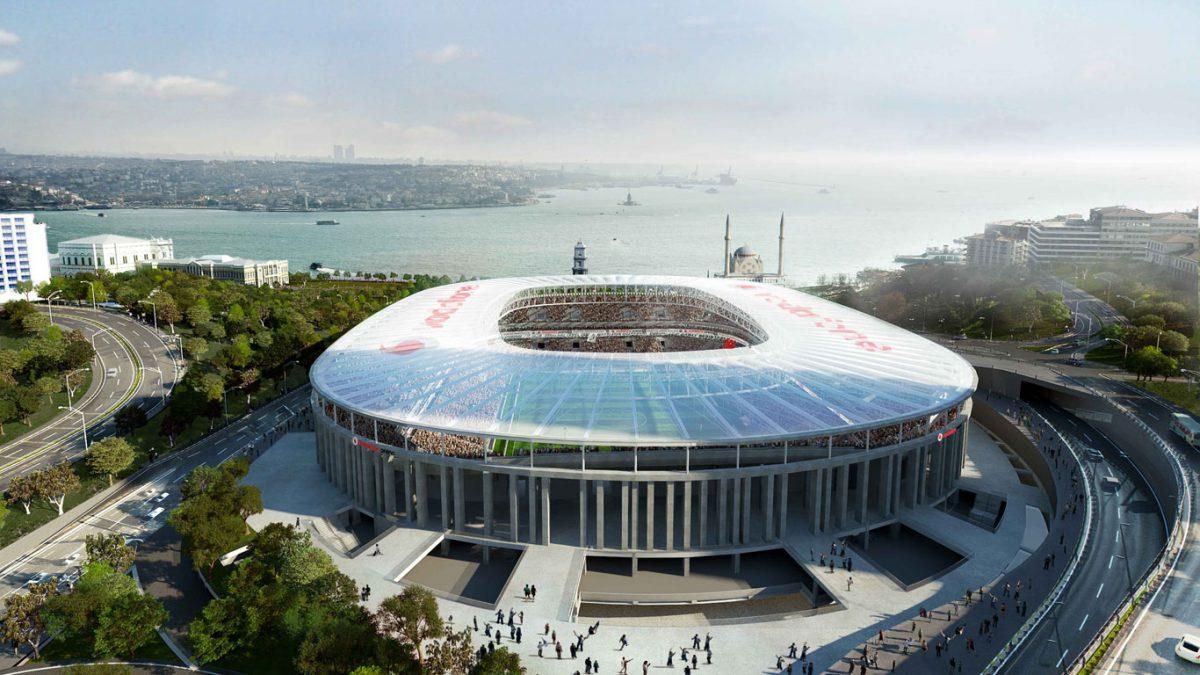 Afbeeldingsresultaat voor besiktas fotos vodafone arena