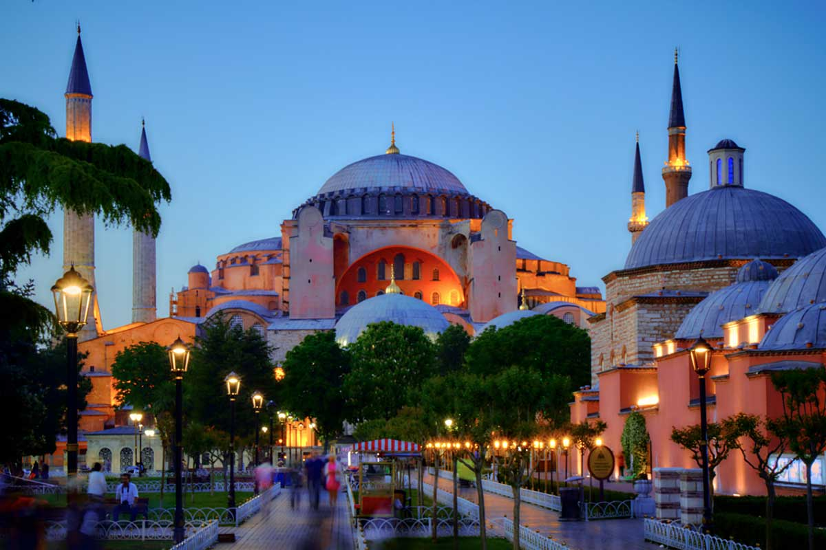 15 Facts You Need to Know About Hagia Sophia