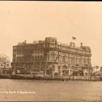 Haydarpaşa 1925 Postcard
