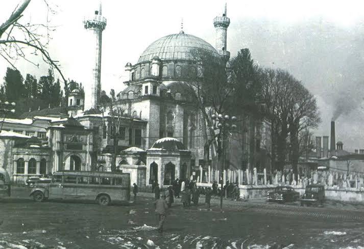 Eyüp Sultan Mosque - Istanbul