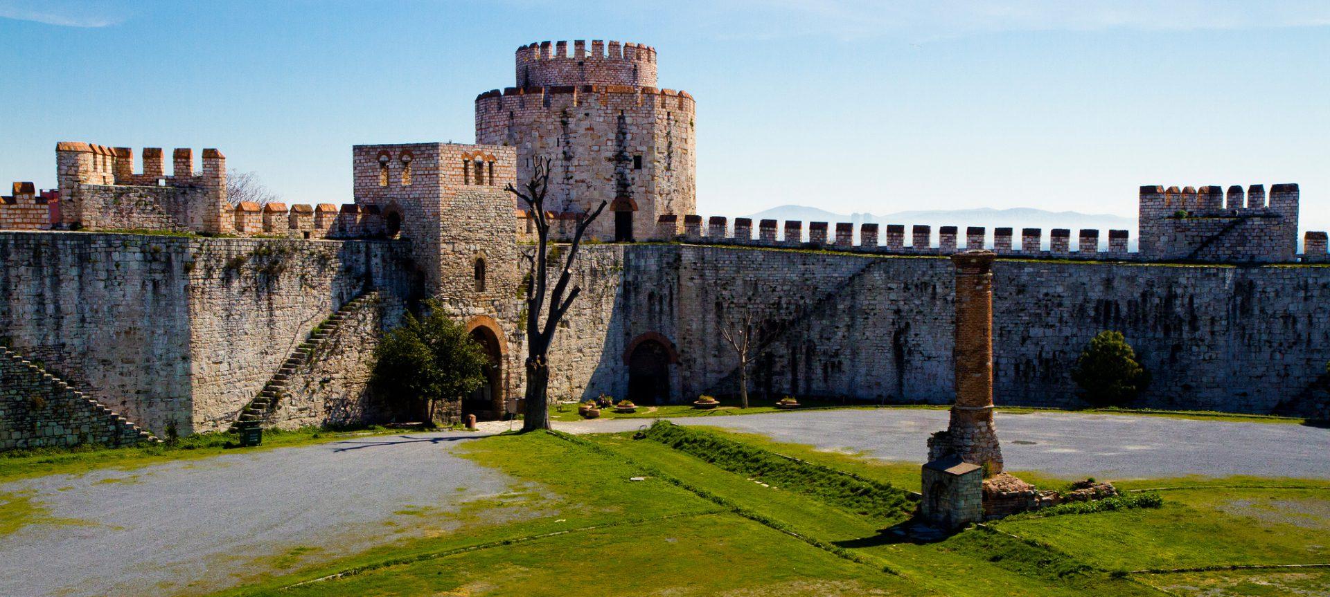 Yedikule Fortress - Istanbul
