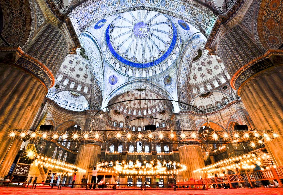 ผลการค้นหารูปภาพสำหรับ Blue Mosque